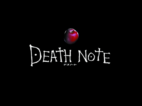 death note سیب, ایپل