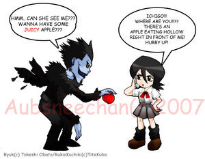 death note crossover fail