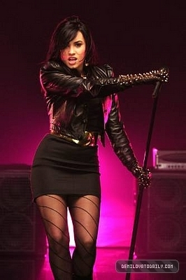 Demi Lovato wallpaper possibly with bare legs, hosiery, and a hip boot called demi lovato Remember December
