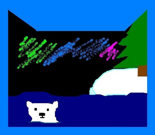 hawkwhisker's arctic clan symbol