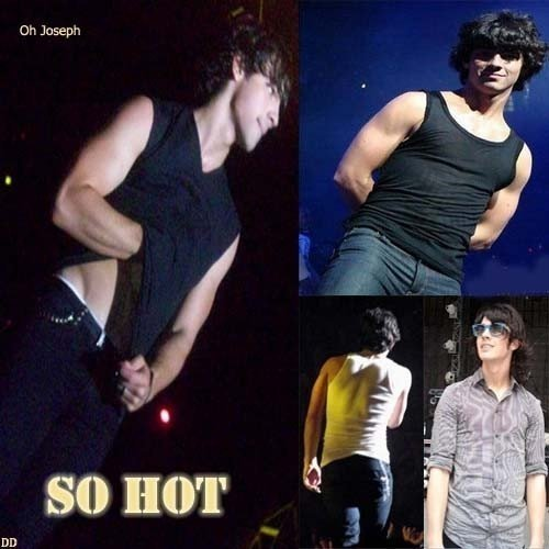 joe hot xD