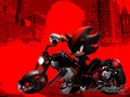 lets ride - shadow-the-hedgehog wallpaper