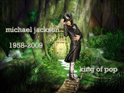 michael jackson we cinta anda