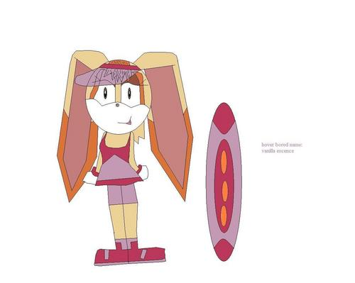 my mother, vanilla in sonic riders