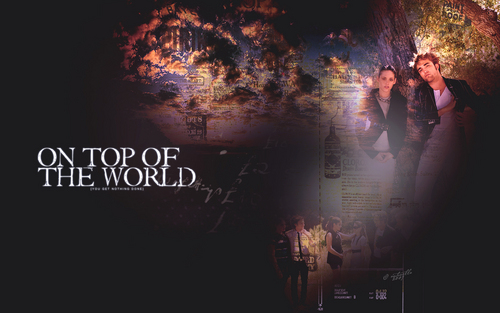 on top of the world - twilight-series Wallpaper