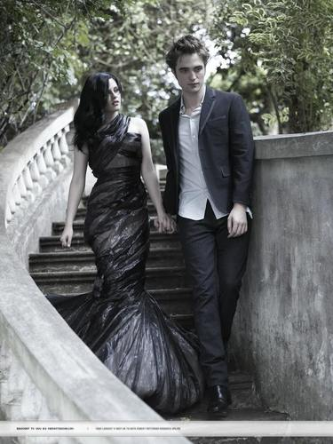 robsten photoshoot <3 - robert-pattinson Photo