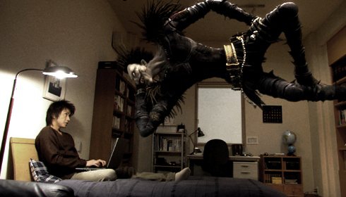 Ryuk Death Note The Movie Image 8968589 Fanpop