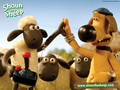 shaun-the-sheep - shaun.n.friends wallpaper