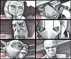 starwars caricaturas