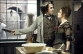 sweeney and ms.Lovett - benjamin-barker-sweeney-todd photo