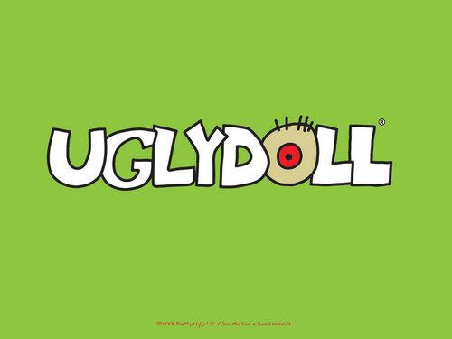 ugly doll वॉलपेपर