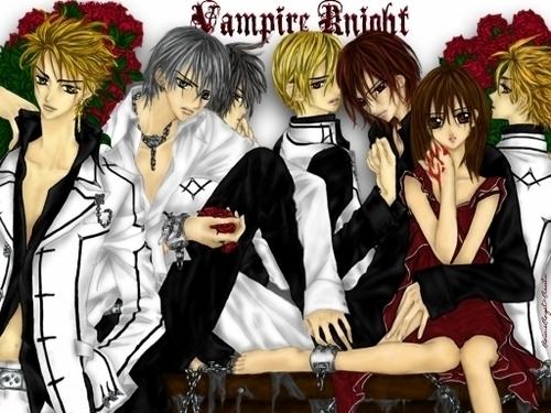 vampire knight pic