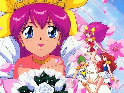 wedding 桃, ピーチ