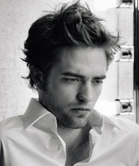 Robert Pattinson achtergrond entitled <3
