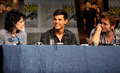 """New Moon"" Cast Crashes San Diego Comic-Con - twilight-series photo"