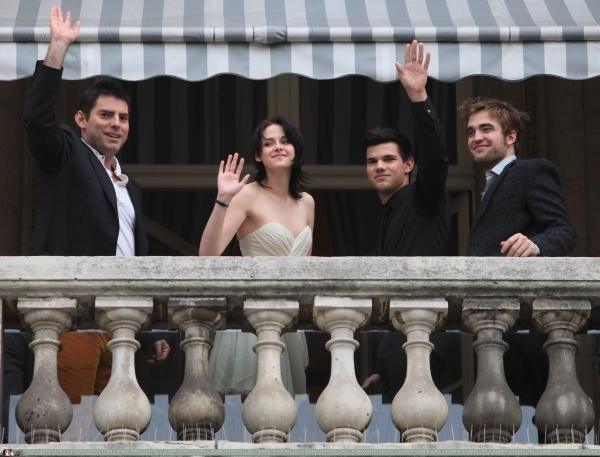 """New Moon"" Paris Photocall 11-10-2009"