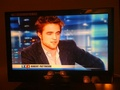 Robert Pattinson- French TV Pics - twilight-series photo