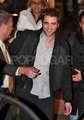 Robert Pattinson Leaves Hotel Crillon - LONDON  - twilight-series photo