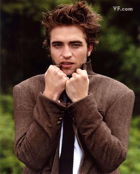 Robert Pattinson Vanity Fair Outtakes