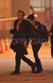 Robert Pattinson and Kristen Stewart Holding Hands in Paris - twilight-series photo