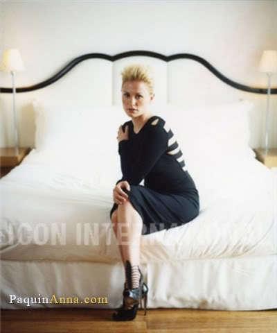Stella magazine shoot