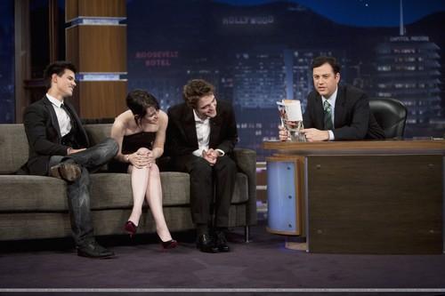 11.16.09 - Jimmy Kimmel Taping