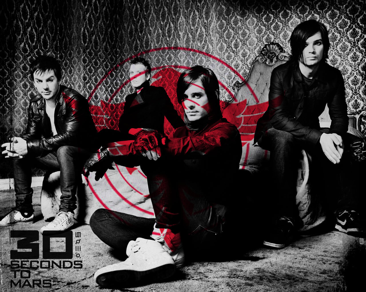 30 Seconds to Mars - 30 Seconds To Mars Photo (9084689 ...