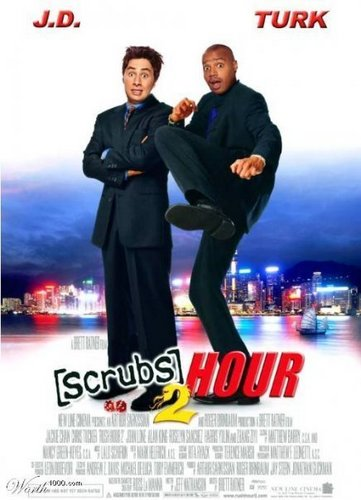A funny Scrubs picture.