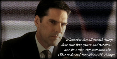 SSA Aaron Hotchner پیپر وال containing a business suit called Aaron Hotchner