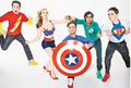 Additional photo from TV guide photoshoot - jim-parsons-and-kaley-cuoco photo