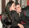 Adrian Mutu's wife - wags photo