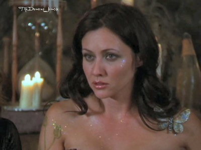 All Halliwell's eve