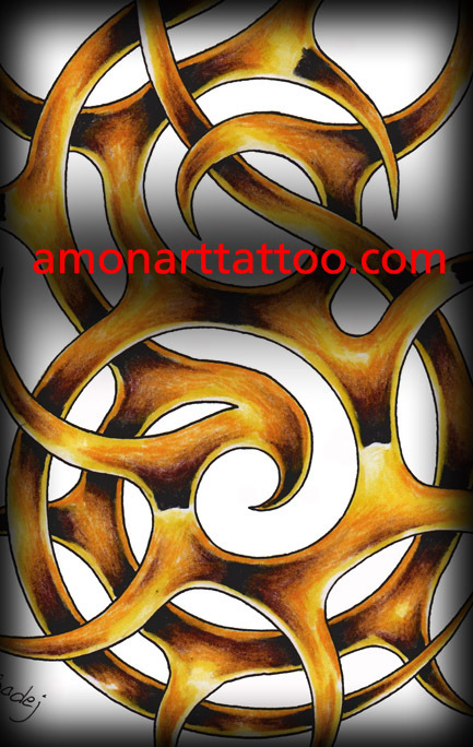 Amon Art Tattoo