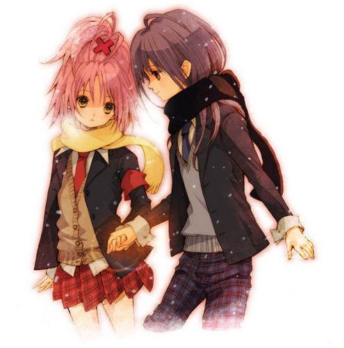 Amu and Nagihiko