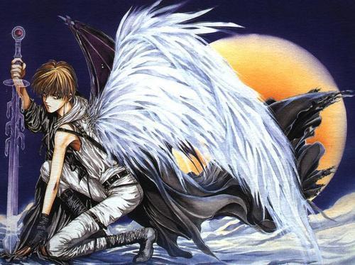 ángel Sanctuary