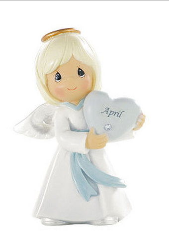 April Angel Birthstone