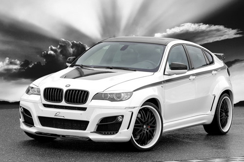 BMW CLR X 650 GT