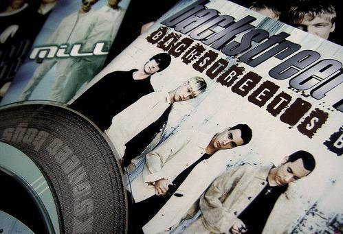 The Backstreet Boys 바탕화면 entitled BSB