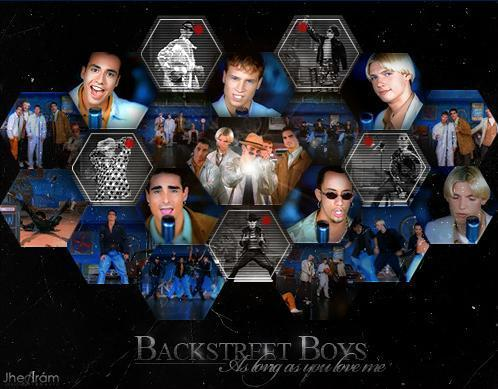 The Backstreet Boys 바탕화면 probably containing a 음악회, 콘서트 called BSB