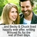 Becky & Chuck - becky-rosen-and-chuck-shurley icon