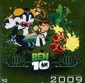 Ben 10 Calendar 2009