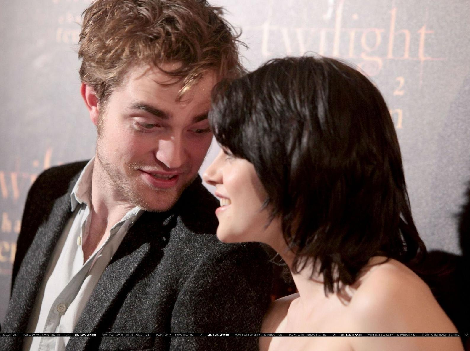 Best of Robsten Pics from 欧洲 Tour