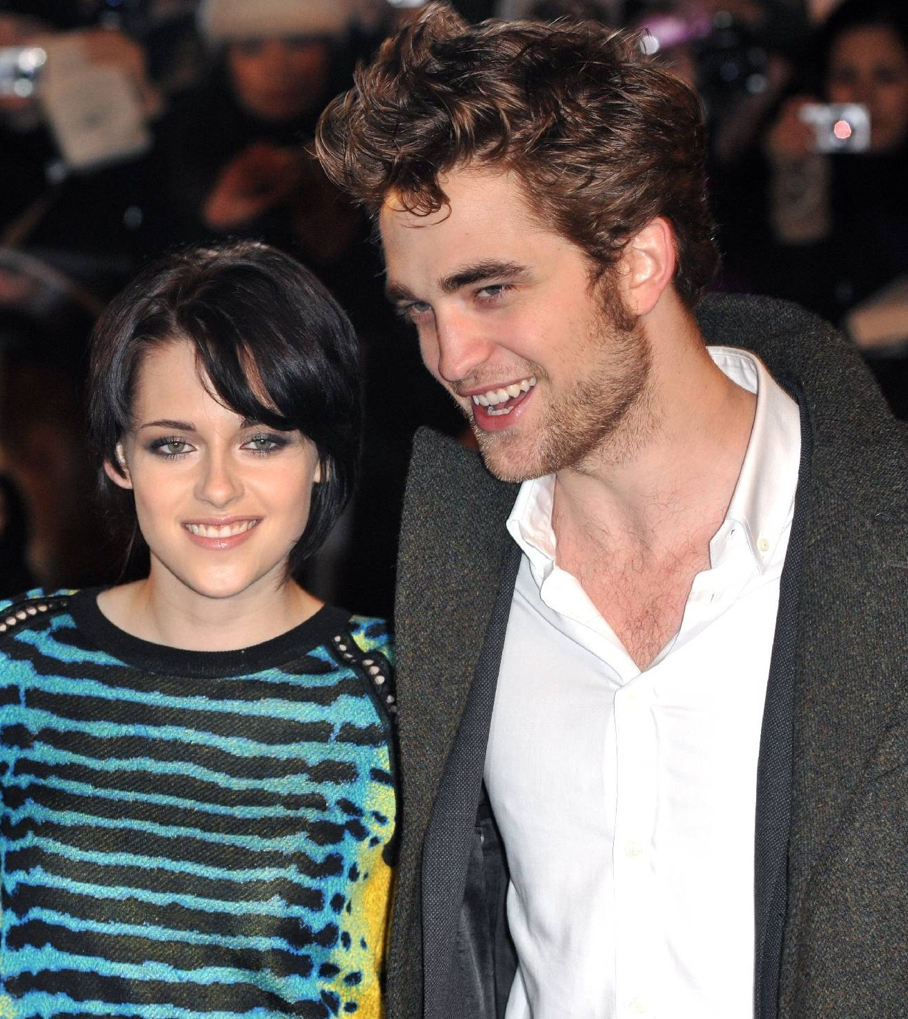 Best of Robsten Pics from europa Tour