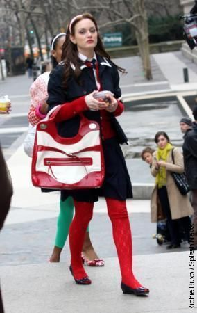 Blair Waldorf style - blair-waldorf-fashion Photo