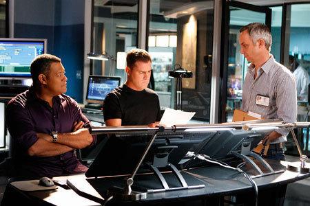 CSI:科学捜査班 Trilogy Crossover (Episode Three): Las Vegas