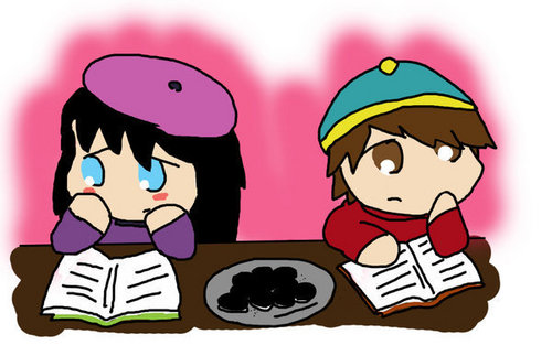 Cartman and Wendy