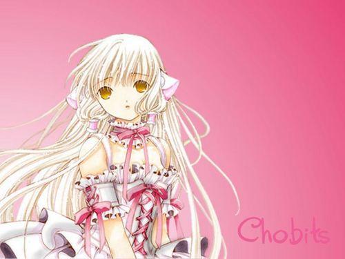 Chobits Hintergrund