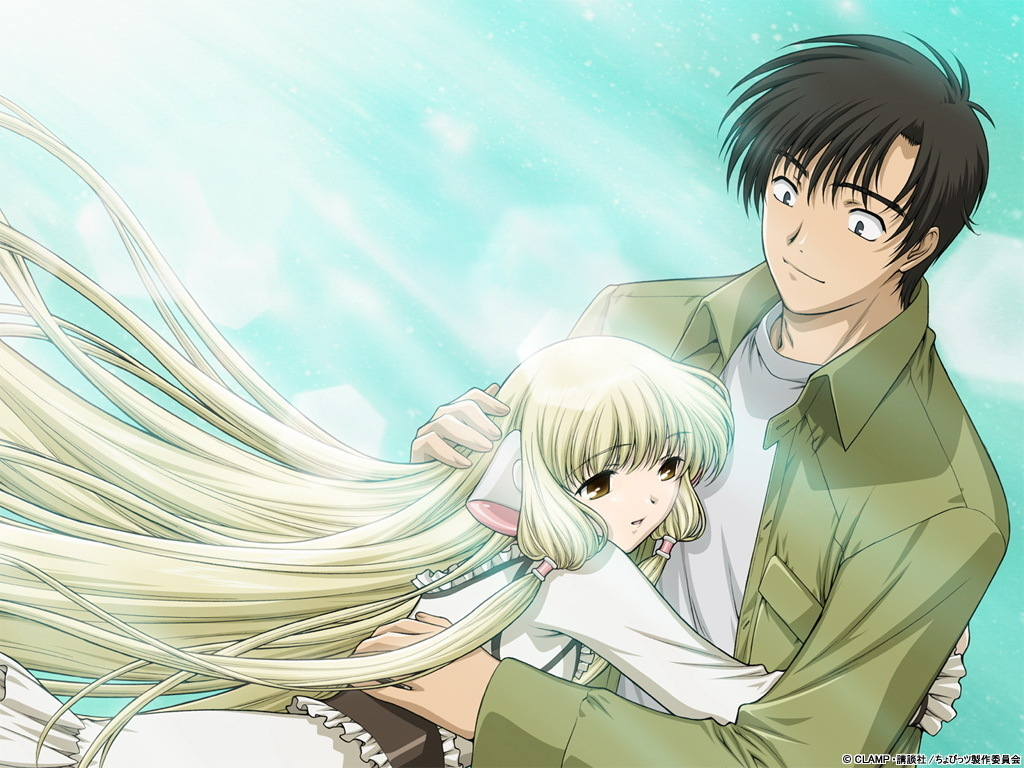 Chobits - Chobits Wallpaper (9077591) - Fanpop