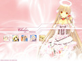 Chobits - manga wallpaper