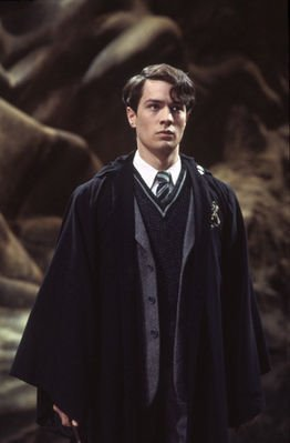 Christian Coulson as Tom Marvolo Riddle from Harry Potter and the Chamber of Secrets